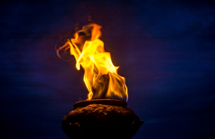https://www.shutterstock.com/image-photo/torch-flame-dancing-blue-sky-504565111