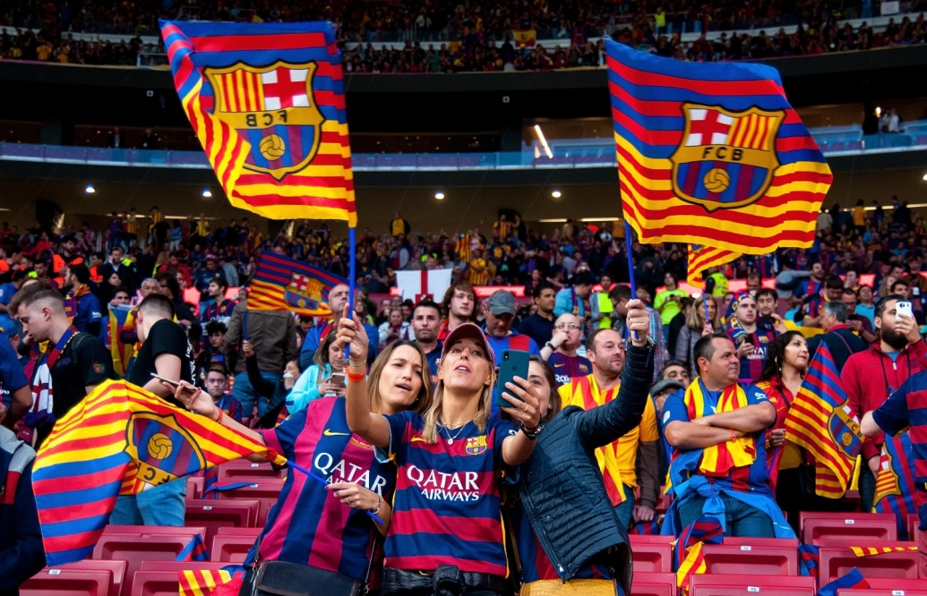 Top Soccer Club Fc Barcelona Launching Crypto Token For Fan Engagement Coindesk