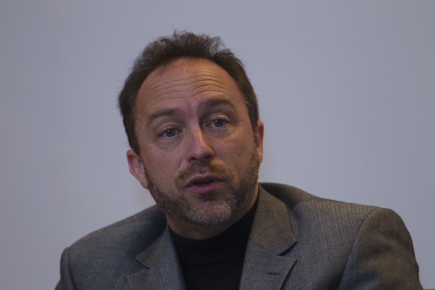 Wikipedia Co-Founder Says Crypto Integration Would be 'Completely Insane' - CoinDesk
