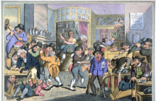 https://commons.wikimedia.org/wiki/File:Thomas_Rowlandson_-_A_Mad_Dog_in_a_Coffee_House.png