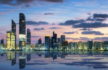 https://www.shutterstock.com/image-photo/view-abu-dhabi-skyline-sunset-united-242771056