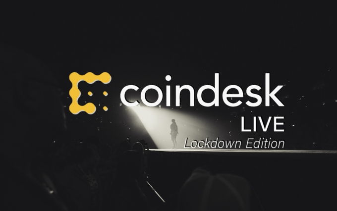 CoinDesk Live Lockdown Edition