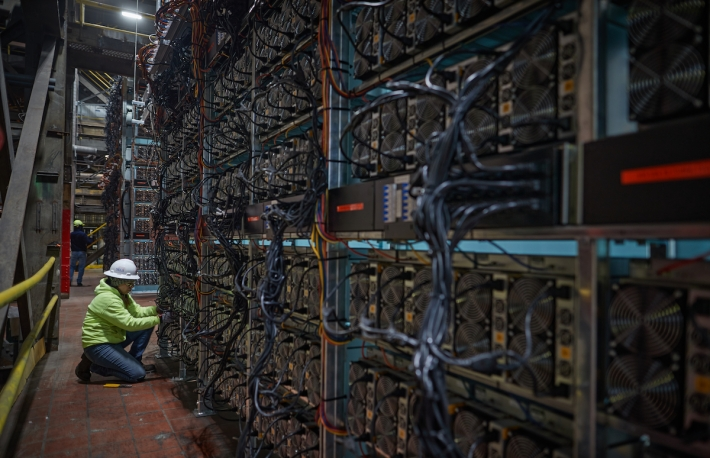 Bitcoin Mining Difficulty Makes Biggest Jump in 29 Months