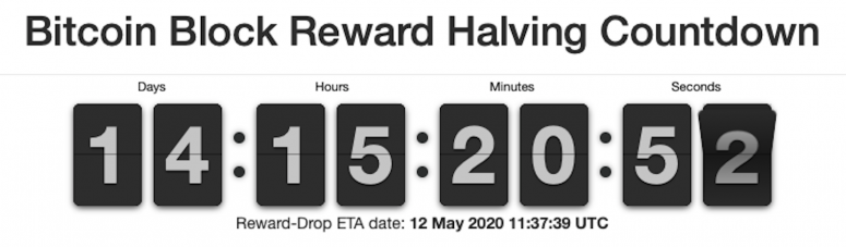 first-mover-april-28-2020-chart-2-halving-countdown-clock