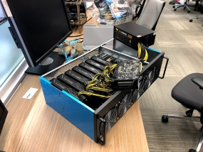 mining equipment for cryptocurrency