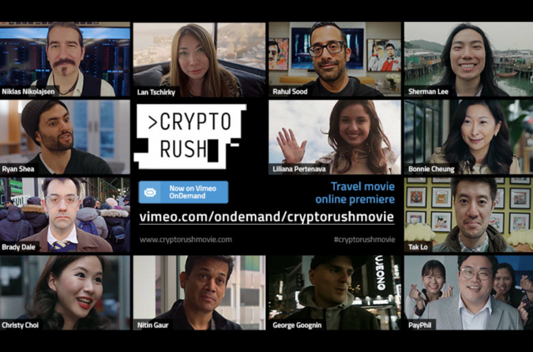 """Crypto Rush,"" directed by Liliana Pertenava."