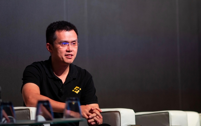 """DOUBLING DOWN: Binance CEO Changpeng """"CZ"""" Zhao is pinning his hopes on a mass audience of individual investors. (Credit: CoinDesk archives)"""