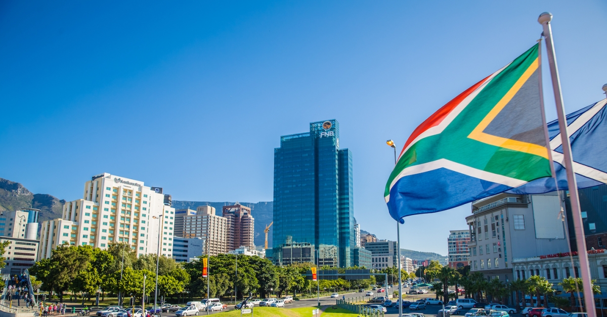 Crypto Assets in South Africa Would Be Considered...