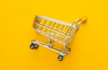 https://www.shutterstock.com/image-photo/close-shopping-trolley-on-yellow-background-656294992
