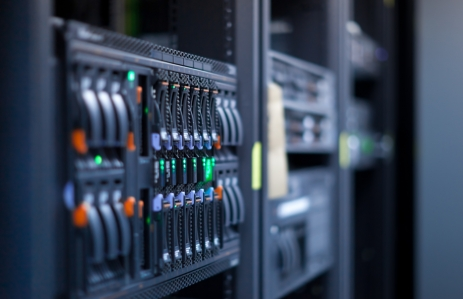 Coinmint, a crypto data center in upstate New York, is set to host a portion of new miners from Riot's Oklahoma City facility. (Credit: Shutterstock)