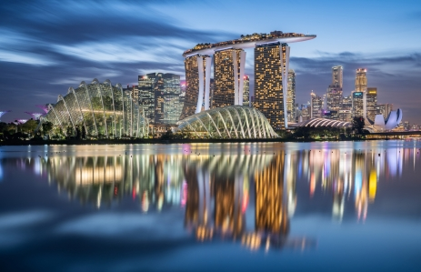 Fireblocks, a platform that secures digital assets in transit, is expanding in Asia with two new offices, one in Hong Kong, the other in Singapore.(Credit:Shutterstock)