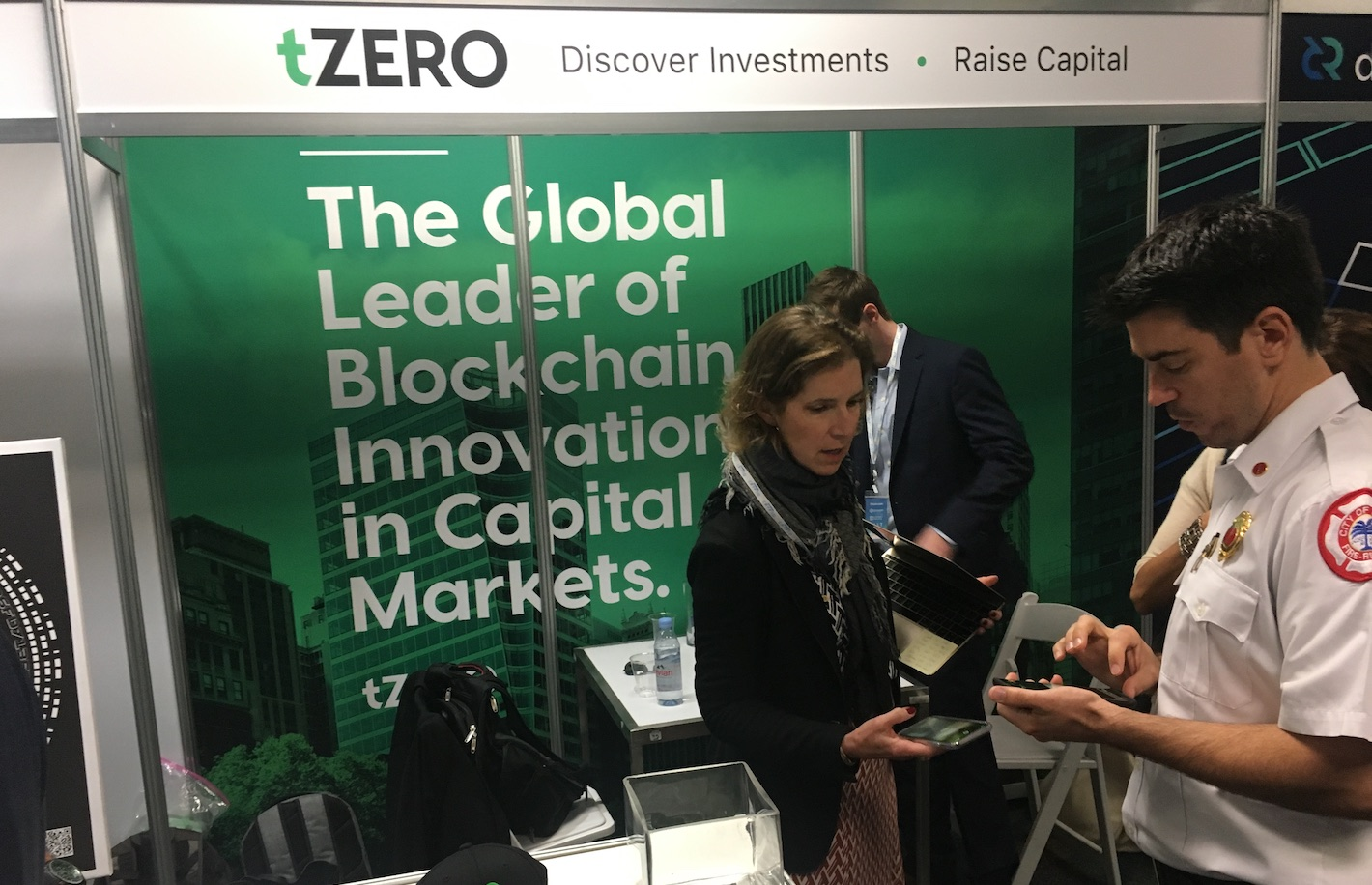 TZero CEO Resigns; Chief Legal Officer Appointed as Interim Replacement