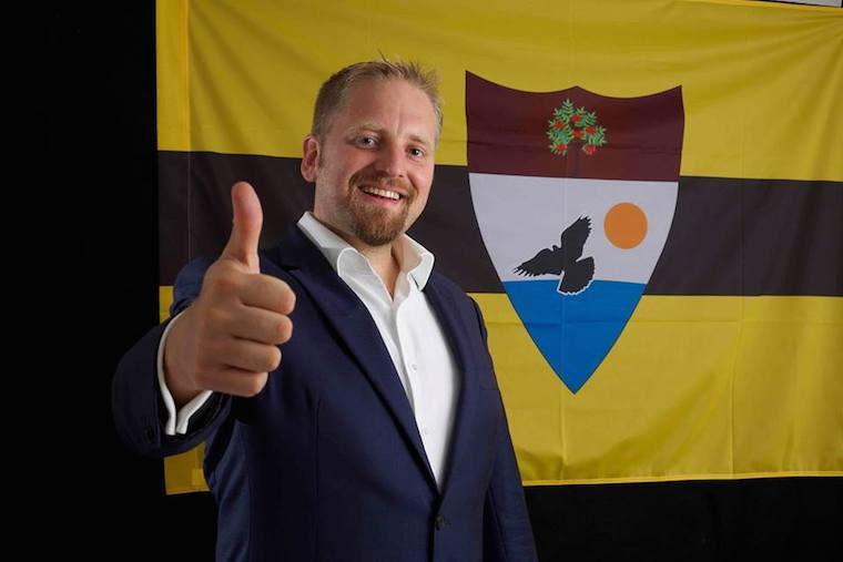 liberland-country-president-flag