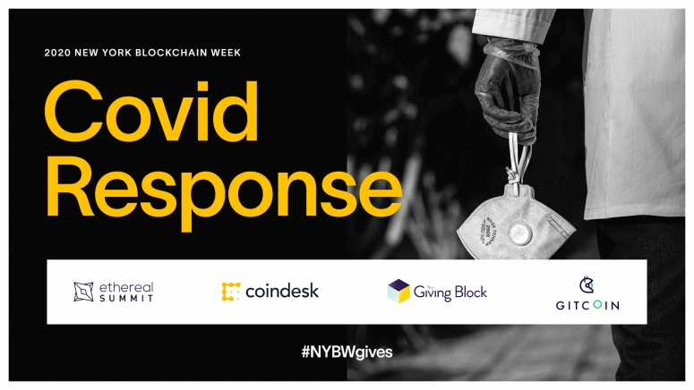 NYBWgives donation for COVID-19