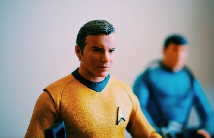 Captain Kirk, Star Trek, Enterprise