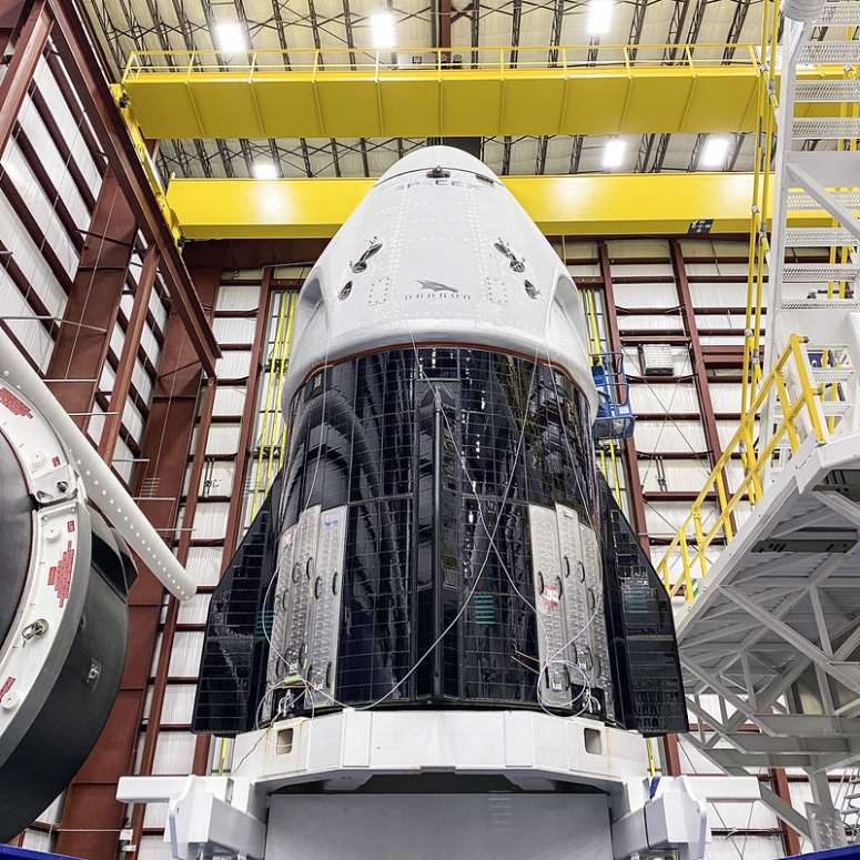 SpaceX Official Photos/Flickr