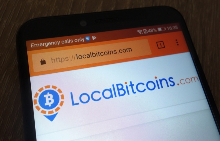 LocalBitcoins' Volume Holds Steady Despite Stricter Compliance Procedures