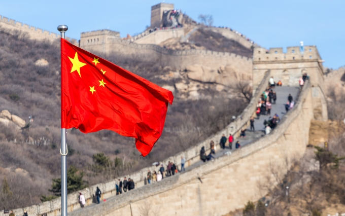 """BRICK BY BRICK: """"We have been onboarding two to three public chains every month,"""" says a technologist involved in China's effort to link siloed systems. (Credit: Shutterstock)"""