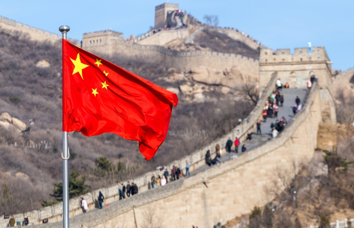 "BRICK BY BRICK: ""We have been onboarding two to three public chains every month,"" says a technologist involved in China's effort to link siloed systems. (Credit: Shutterstock)"