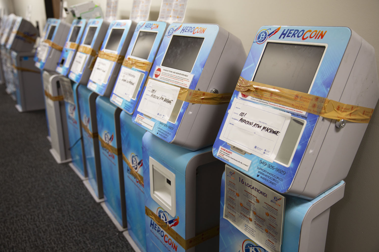 With Latest Deal, Crypto Kiosk Provider Coin Cloud Set to Reach 2000 Installations