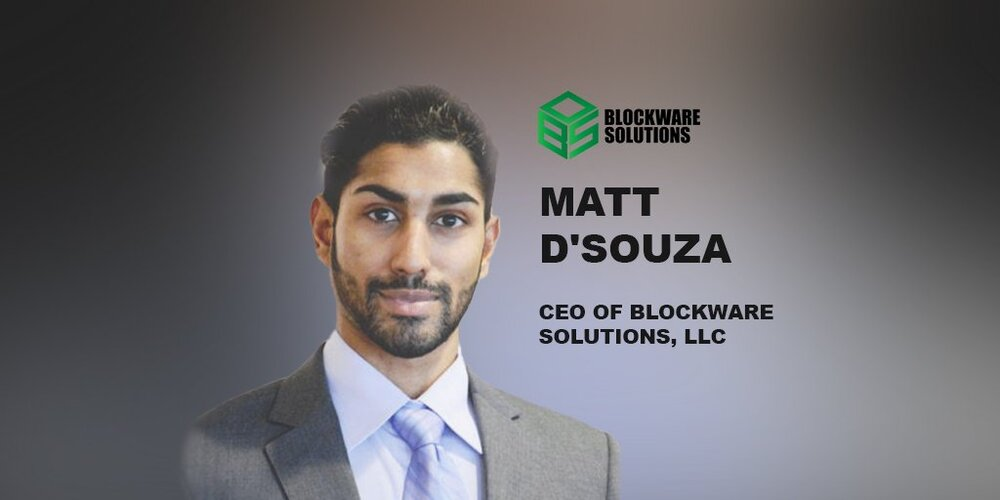 Mathew D'Souza, Crypto Entrepreneur and <bold>Hedge</bold> <bold>Fund</bold> Manager, Dies