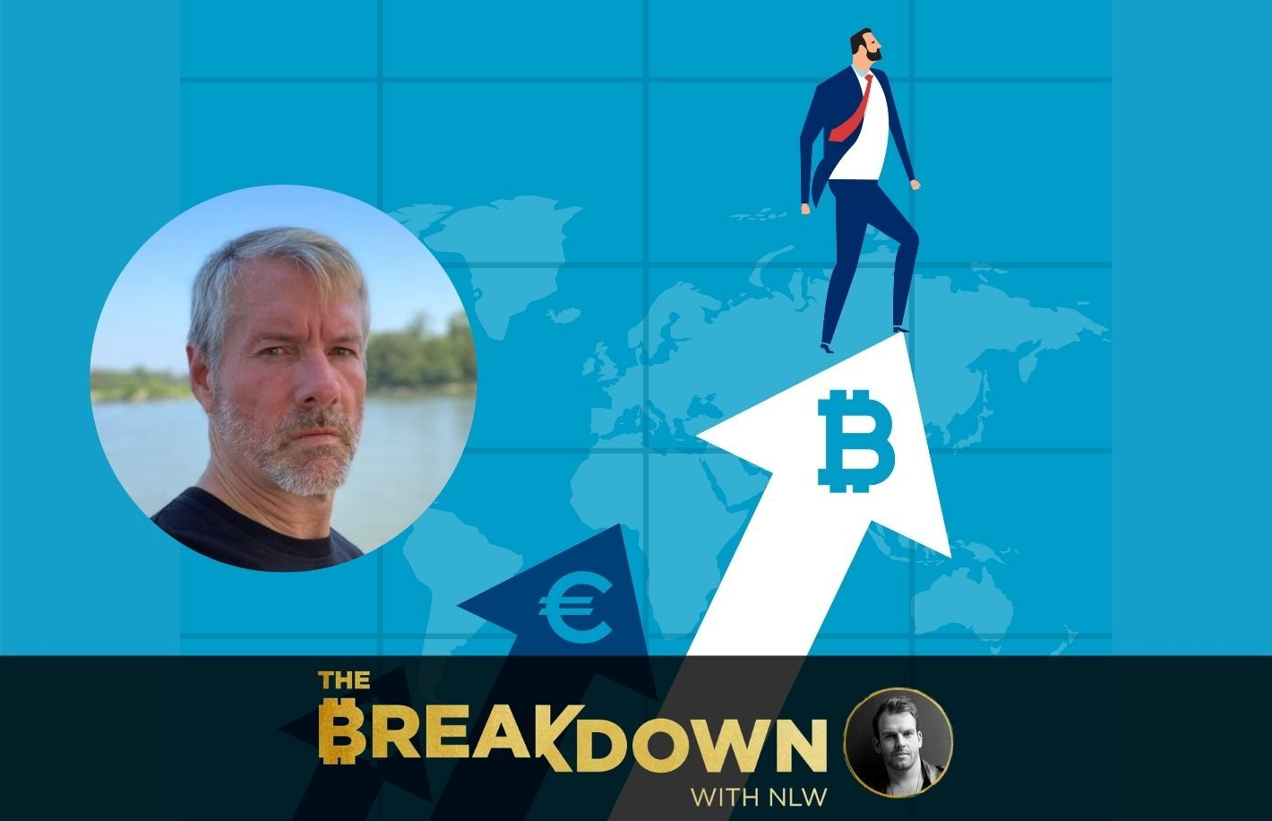 'I Didn't Buy It to Sell It. Ever.' MicroStrategy's Michael Saylor on His $425M Bitcoin Bet