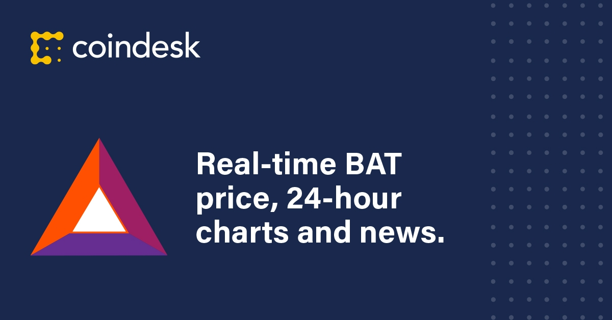 Basic Attention Token Price Bat Price Index And Live Price Chart