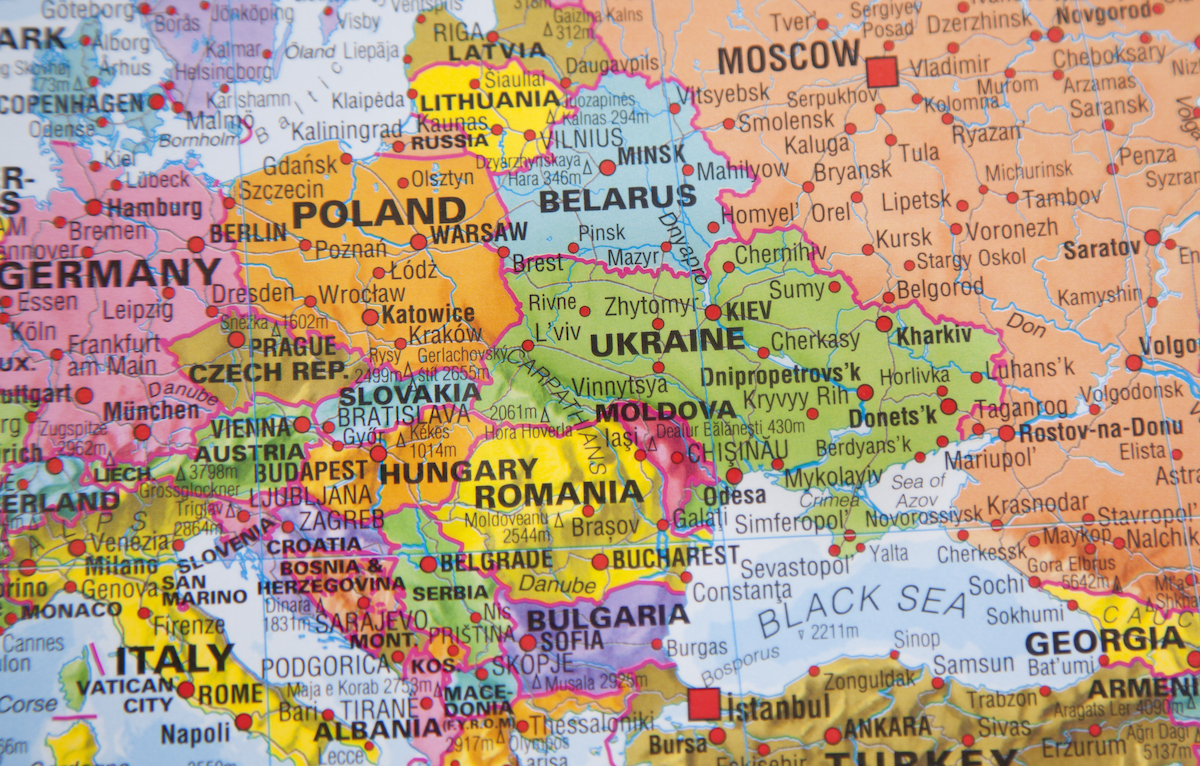 Ukraine Presents Road Map for Developing the Digital Assets Industry