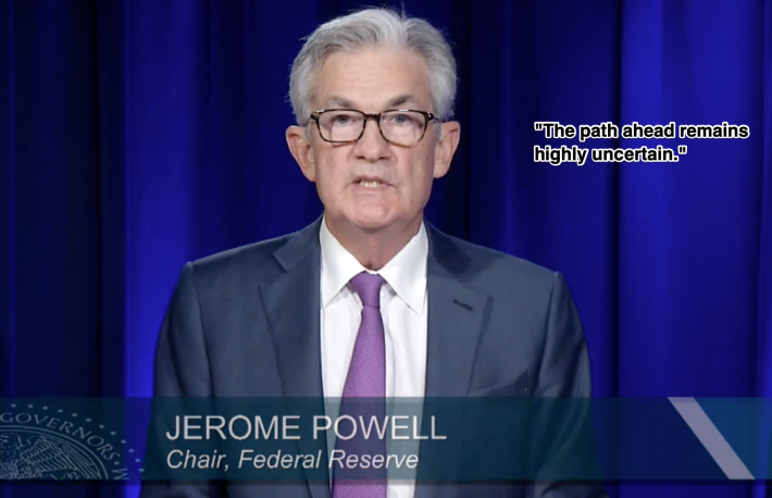 Federal Reserve Now Targets Inflation Above 2%, Bitcoin Breaks $11K