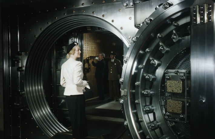 bank-vault-interior-with-people