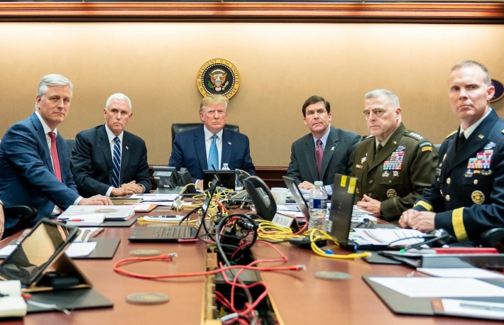 Trump's Security Hawks Call Distributed Ledgers 'Critical' in US-China Tech Arms Race