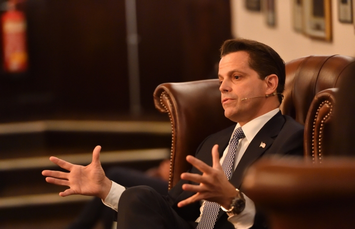 the-cambridge-union-hosts-anthony-scaramucci