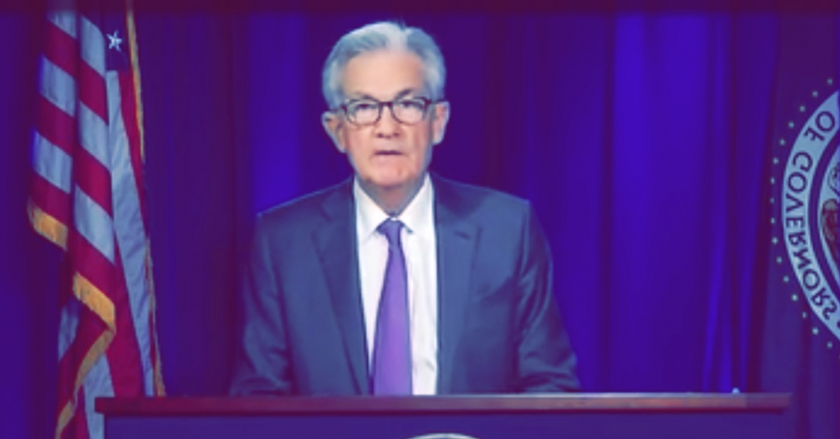 Fed Chair Powell: 'We'd Welcome Higher Inflation'