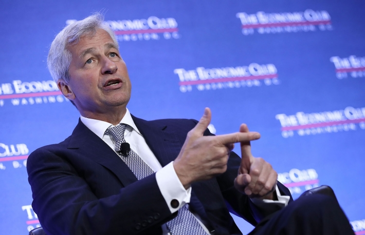 'Not My Cup of Tea': Jamie Dimon Is Still Not a Bitcoin Fan - CoinDesk