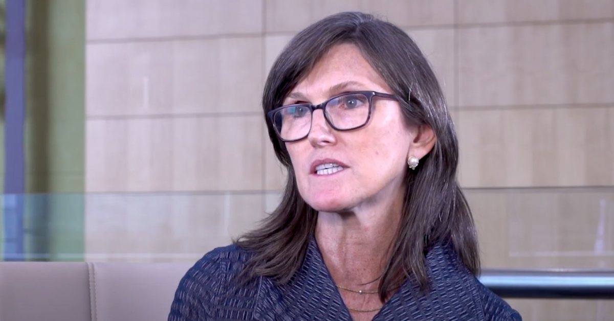 Cathie Wood: More Tech Companies Will Adopt Bitcoin Treasury Reserves