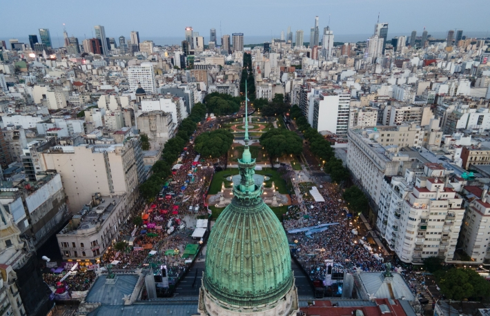 Crypto Is Booming in Economically Challenged Argentina