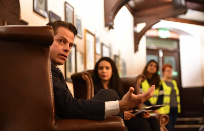 Scaramucci's Skybridge Invested $25M in New Bitcoin Fund