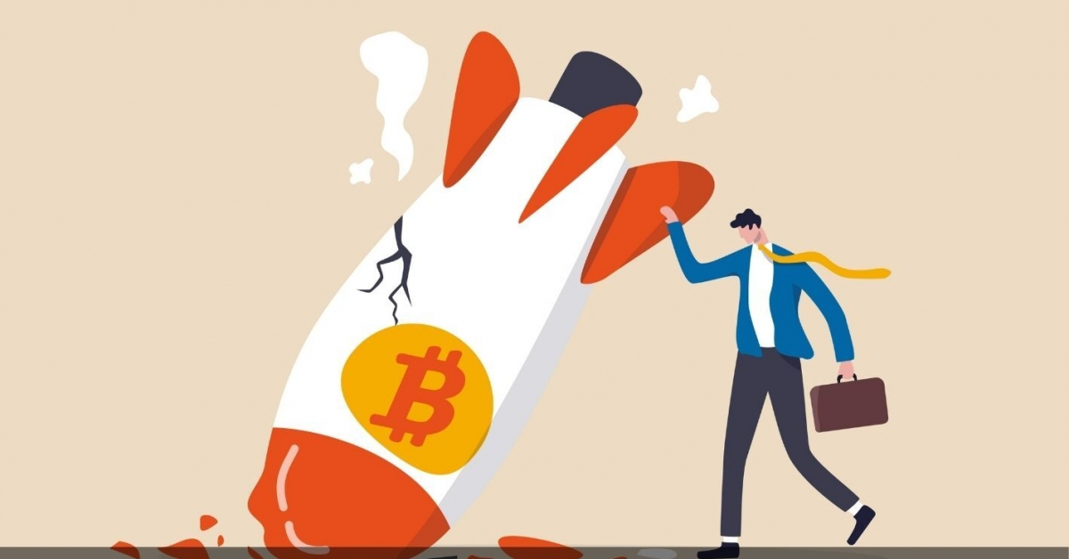 This Bitcoin Dip Was Not Caused by FUD