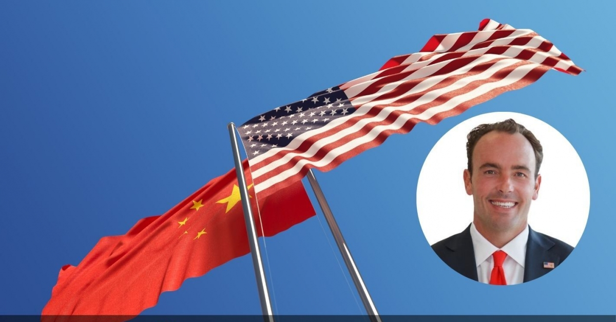 'The 4 Wars We Could Fight With China,' Feat. Kyle Bass - CoinDesk