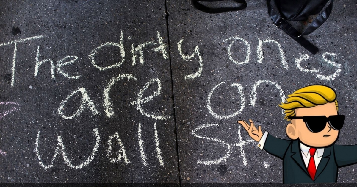 WallStreetBets Is Occupy Wall Street With Teeth - CoinDesk
