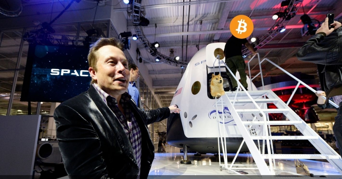 In Retrospect, It Was Inevitable: Elon Musk Pumps Bitcoin to Space - CoinDesk