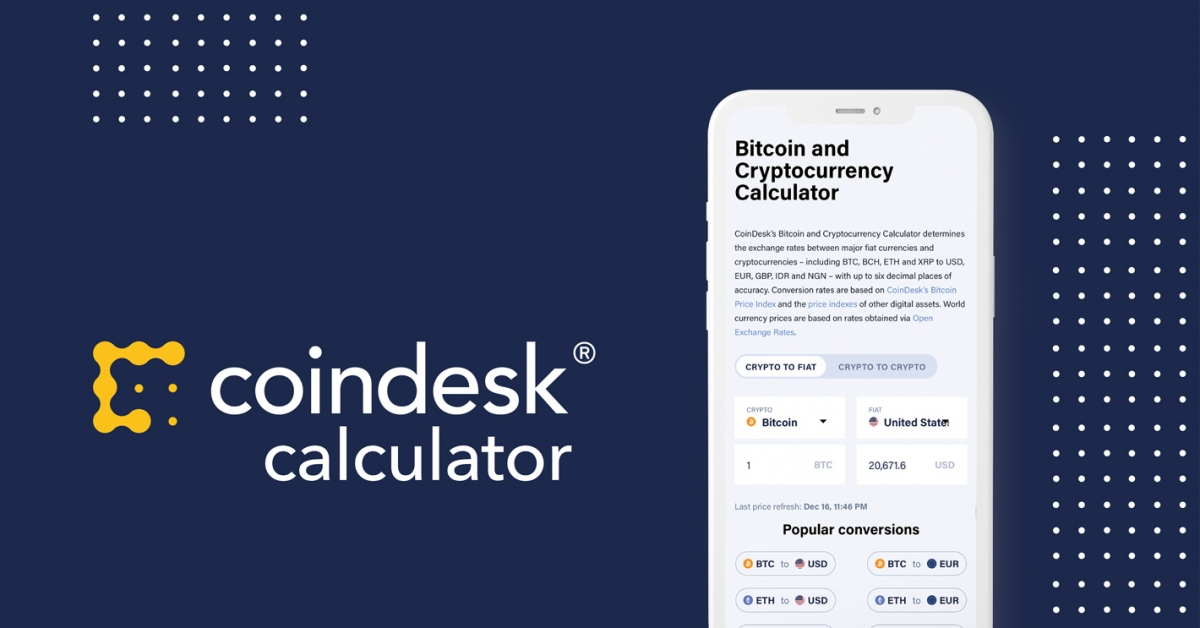 Bitcoin Calculator Convert Bitcoin Into Any World Currency