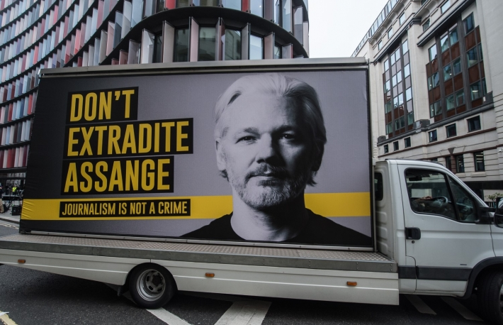 Julian Assange's Extradition to US Blocked Over Mental Health Concerns