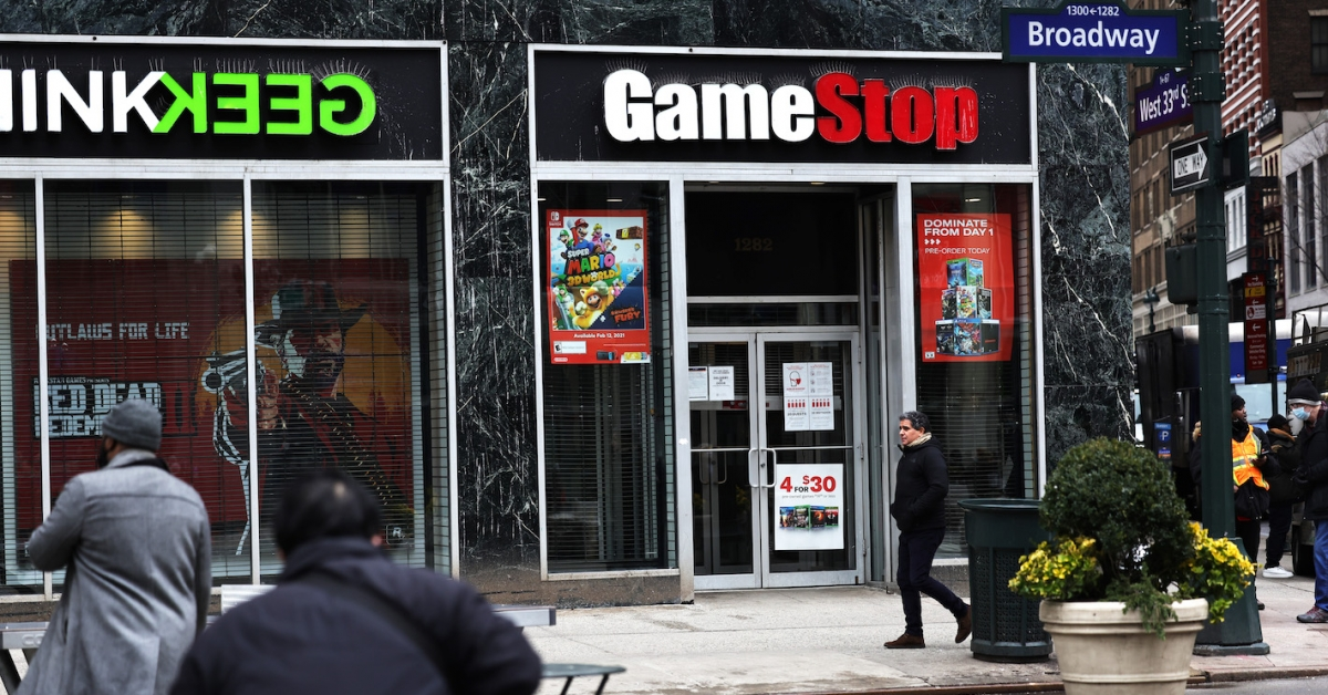 Preston Byrne: The Gamestop Backlash Will Curtail Freedom - CoinDesk