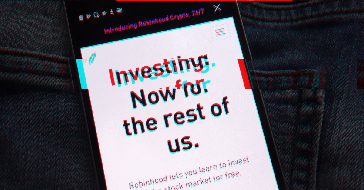 Retail Traders Sue Robinhood Over Meme Stock Restrictions - CoinDesk