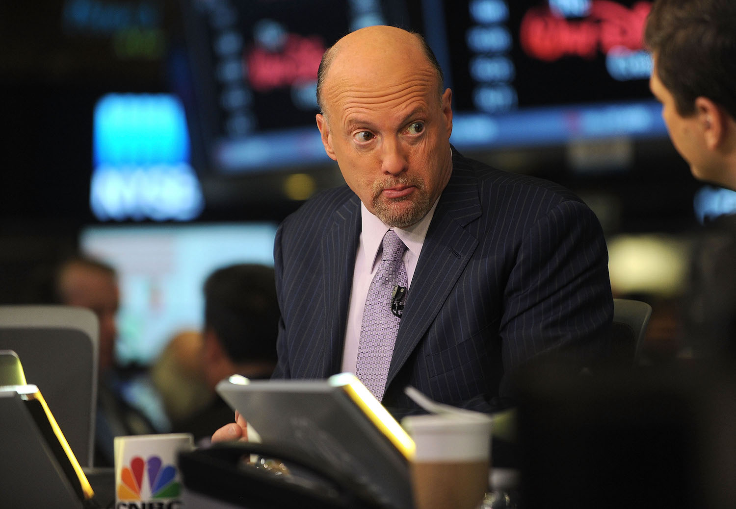 Mad Money Host Jim Cramer Says He's Sold Most of His Bitcoin Following China Crackdown