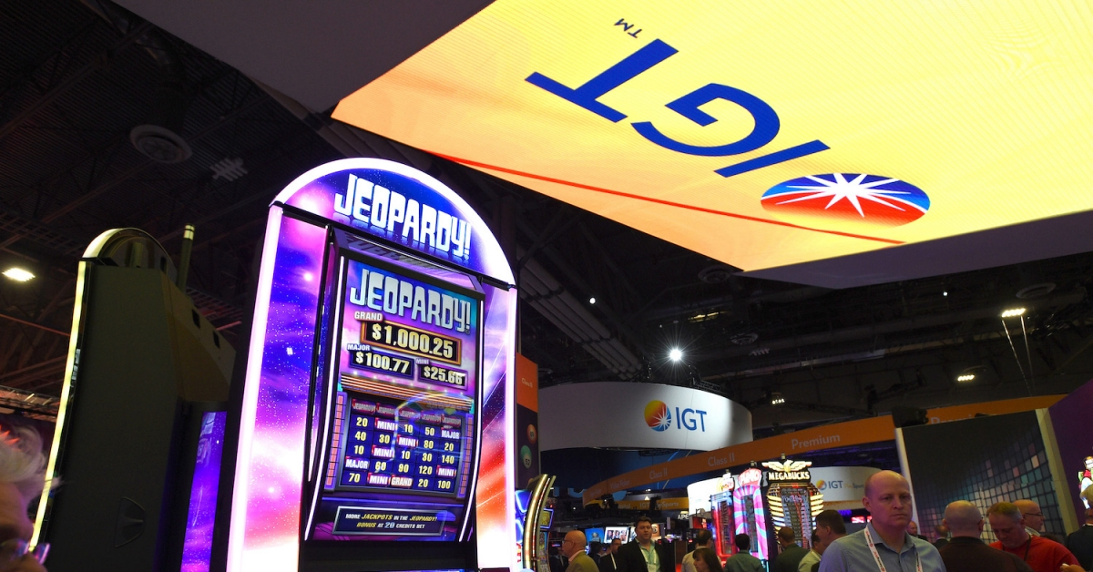 Gambling Tech Giant IGT Patents Way to Fund Bets With Bitcoin