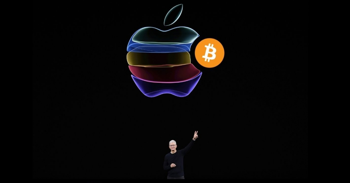 Will Apple Be the Next Fortune 500 to Buy Bitcoin?