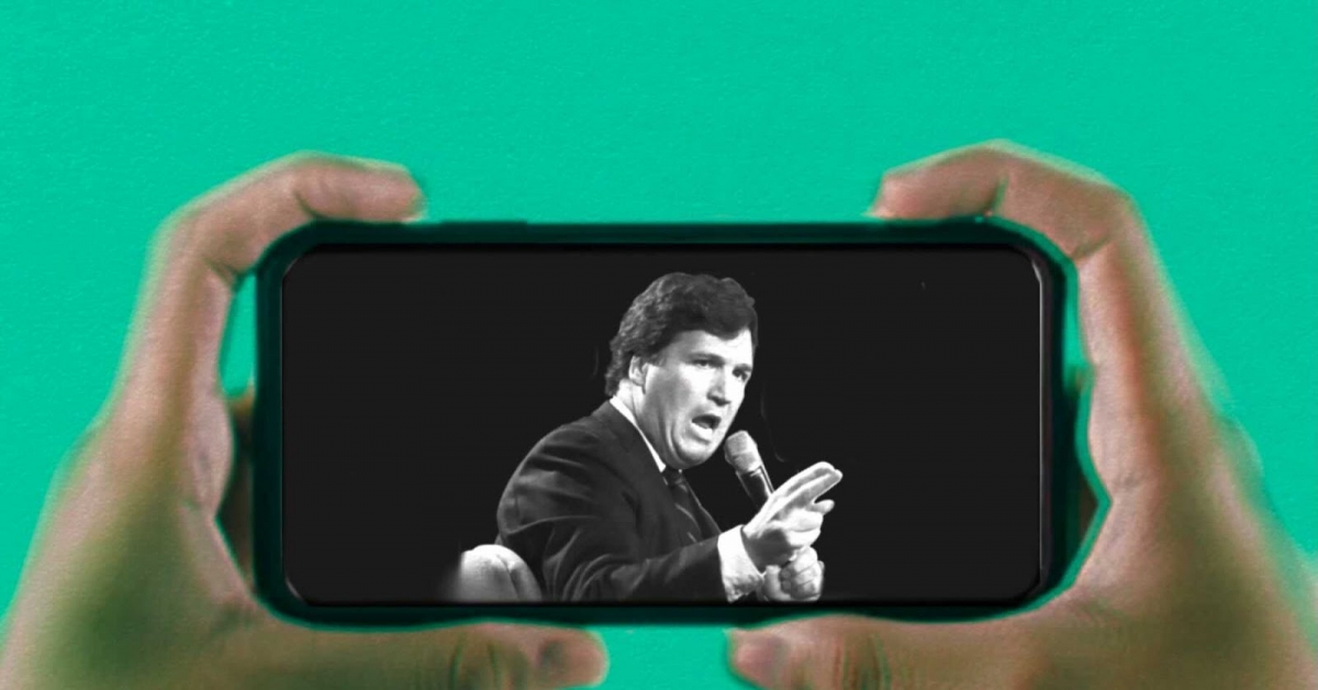 Marc Hochstein: Tucker Carlson Is Right on Financial Privacy - CoinDesk