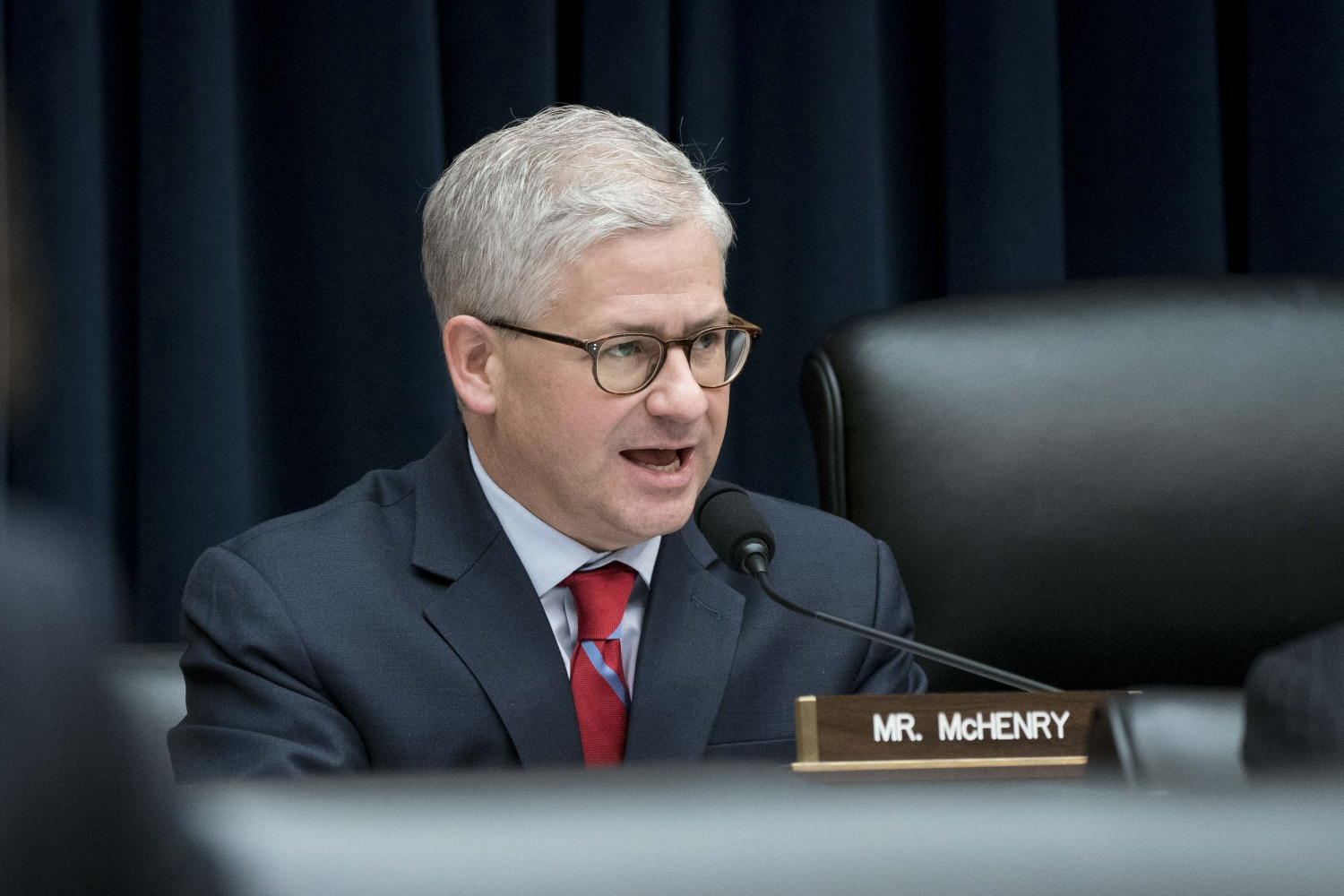 Congressmen McHenry, Thompson Call SEC Chair Gensler's Remarks on Crypto 'Concerning'